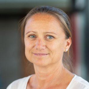 Beratungslehrerin Cornelia Martin