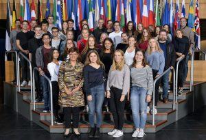 Schüler besuchen Europäische Union