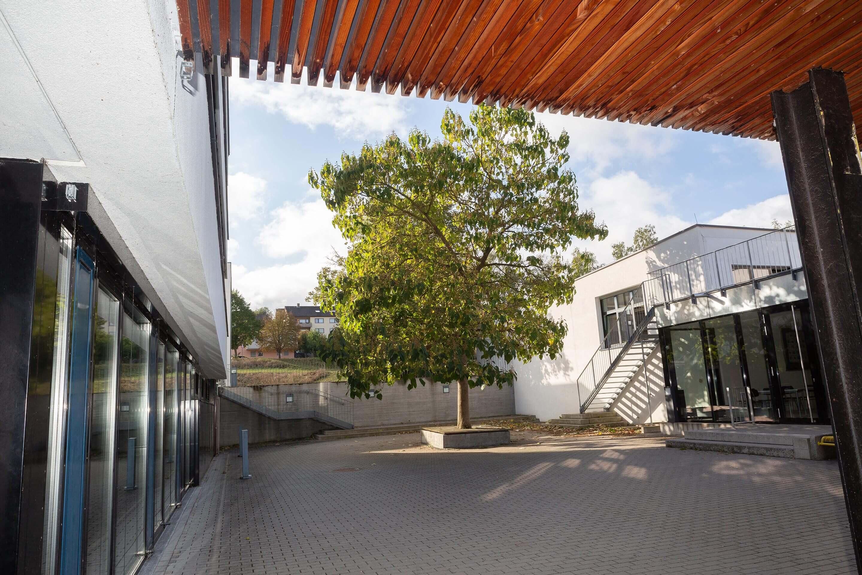 Bild vom Schulgebäude