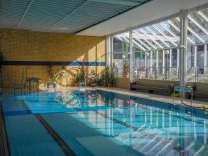 Schwimmbad des Gymnasium Weikersheim