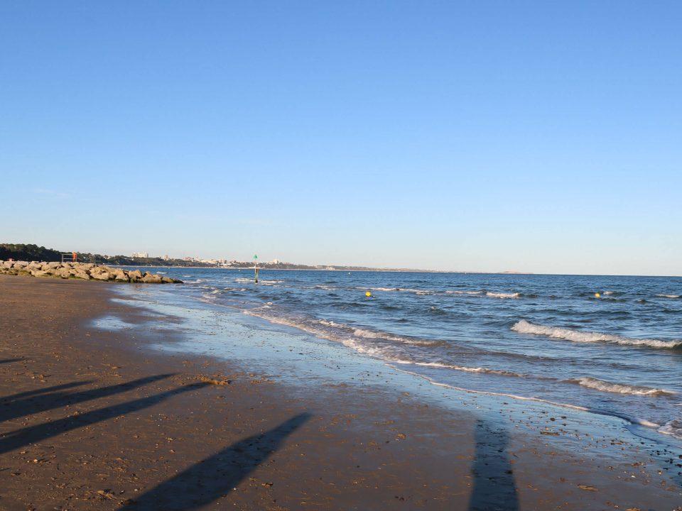 Sprachfahrt Bournemouth Strand